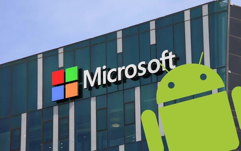 microsoft smartphone android