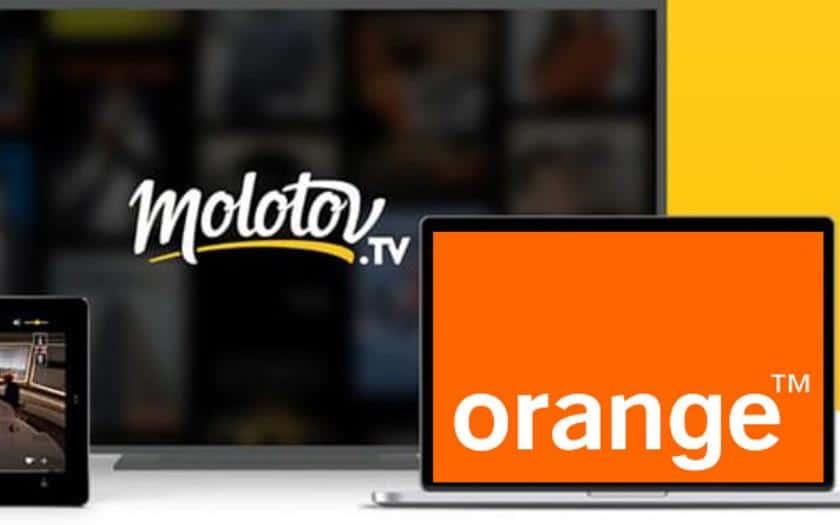 molotov rachat orange