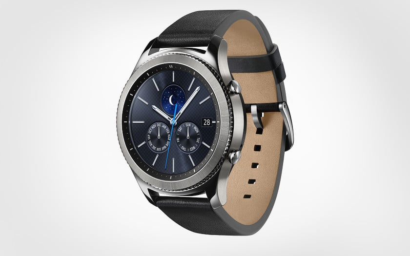montre connectee samsung gear s3 classic