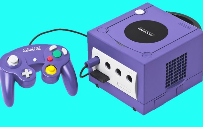 nintendo gamecube n64 retrogaming