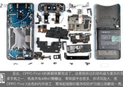 oppo find x teardown