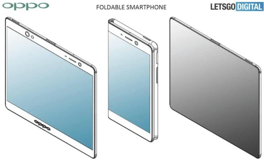 oppo smartphone pliant brevet 3