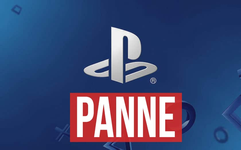 playstation network panne