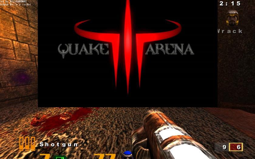 quake 3 IA Deepmind