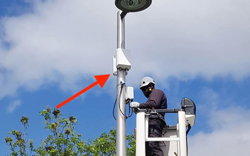 smallcells antenne couverture 4g