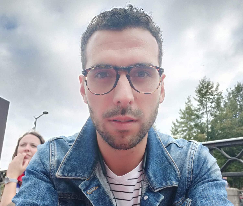 test oppo r15 pro photo selfie
