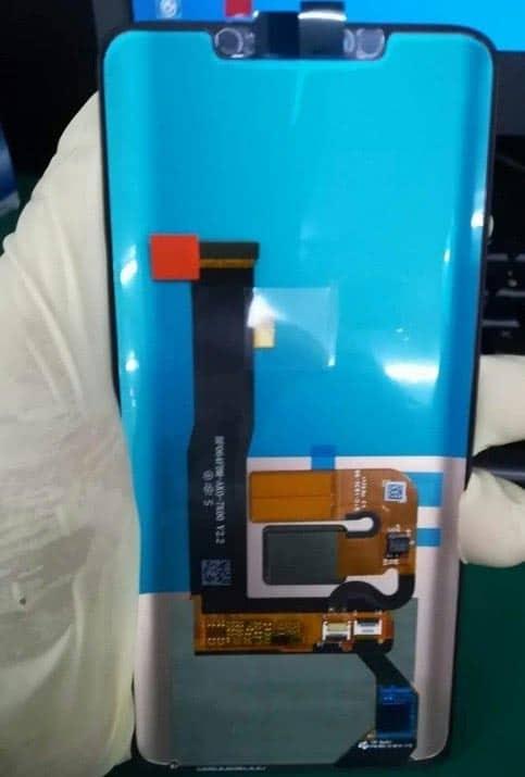 Huawei Mate 20 ecran