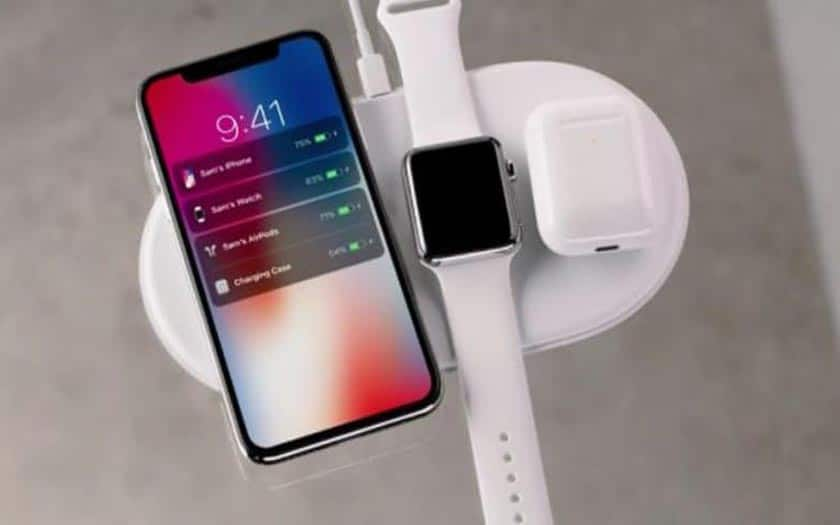 airpower recharge sans fil