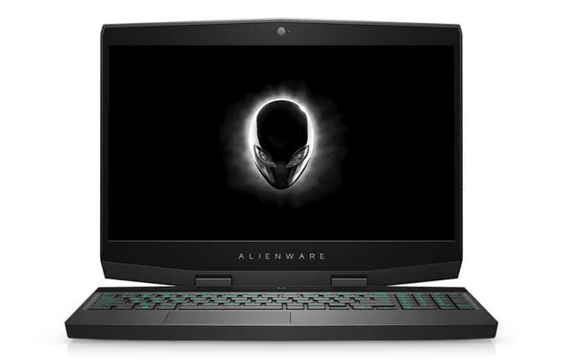 alienware m15 dell pr sente un pc portable ultra fin pour gamers. Black Bedroom Furniture Sets. Home Design Ideas