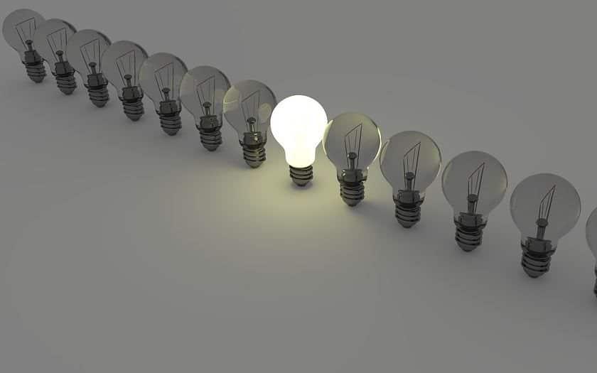 ampoules halogenes lampes connectes