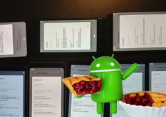android 9 pie oneplus samsung 1