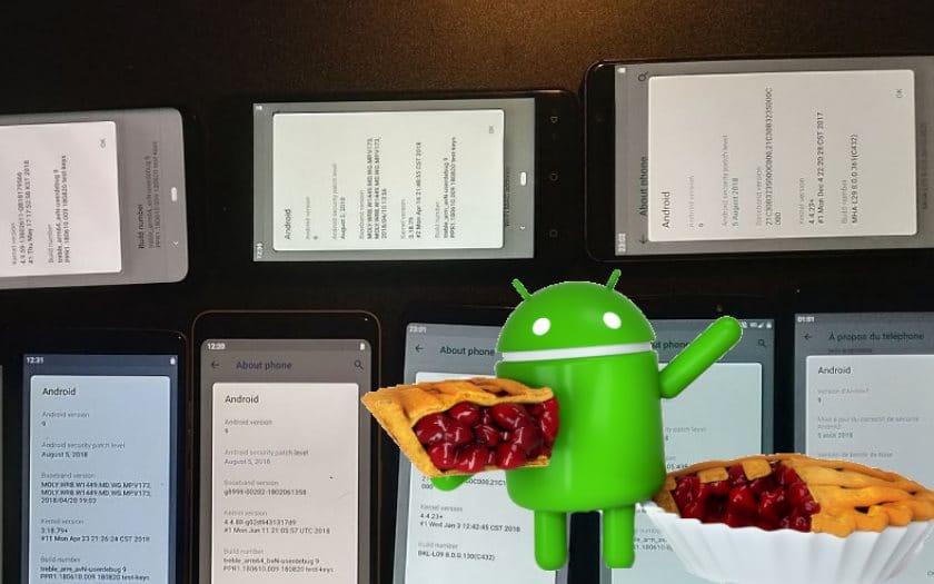 android 9 pie oneplus samsung