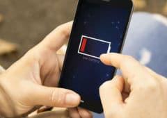 android autonomie batterie