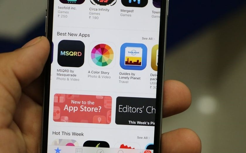 app store apple abonnement