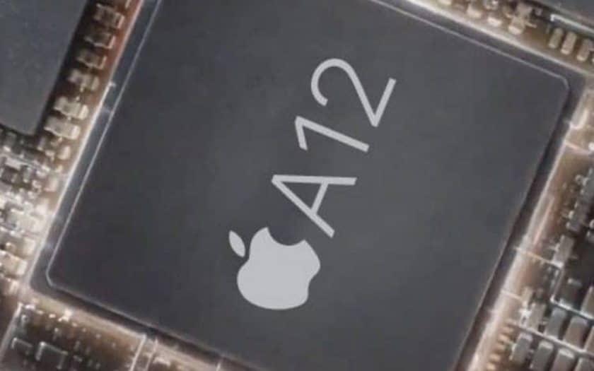 apple A12 iphone 2018