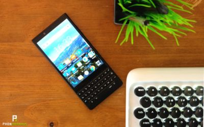 blackberry key2 android
