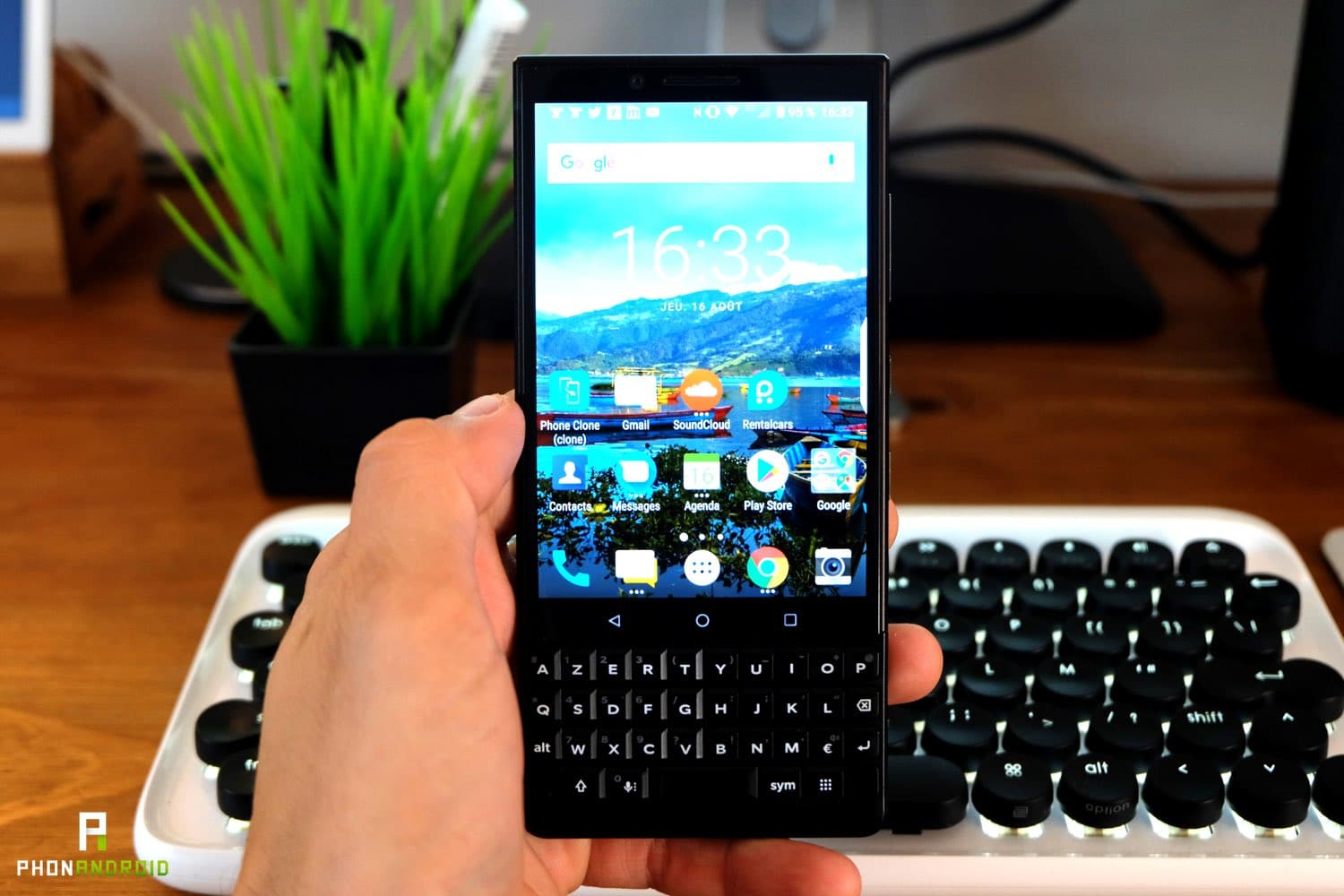 blackberry key2 experience