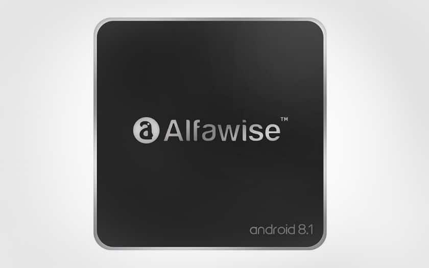 box tv alfawise a8 pas chère gearbest