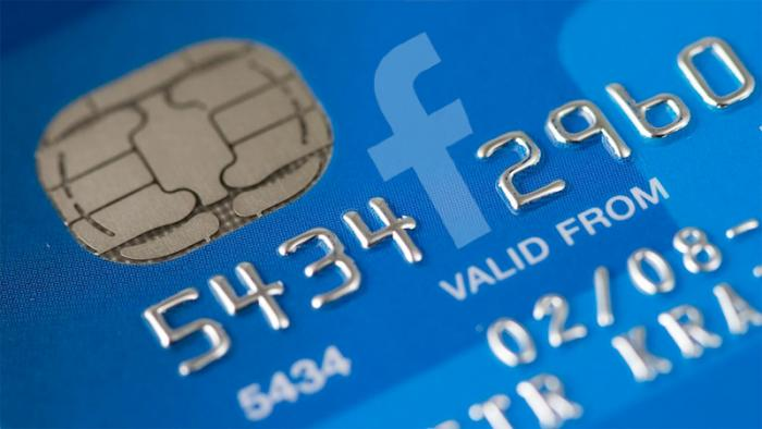 facebook donnees bancaires