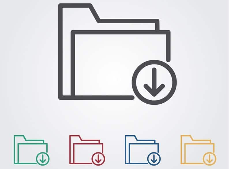 Fichiers téléchargés