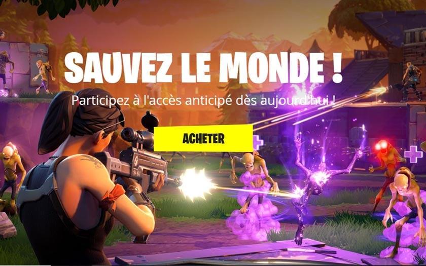 Fortnite Sauver Le Monde Le Mode Pve Va Devenir Gratuit