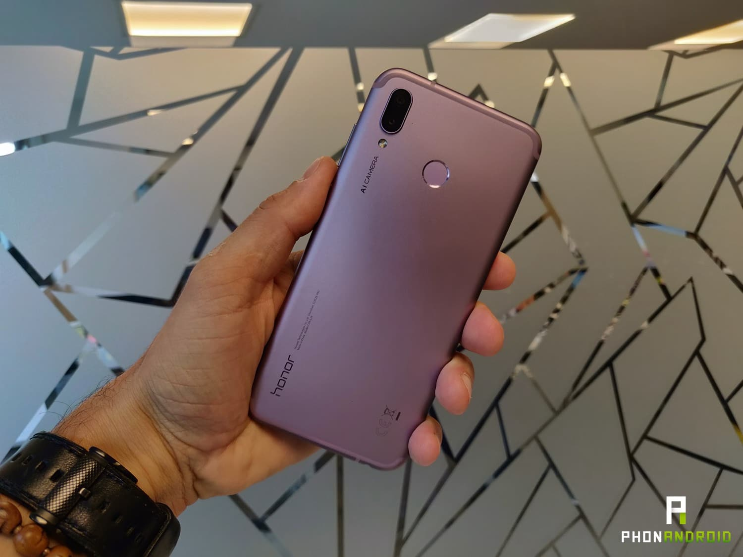 honor play handson impressions