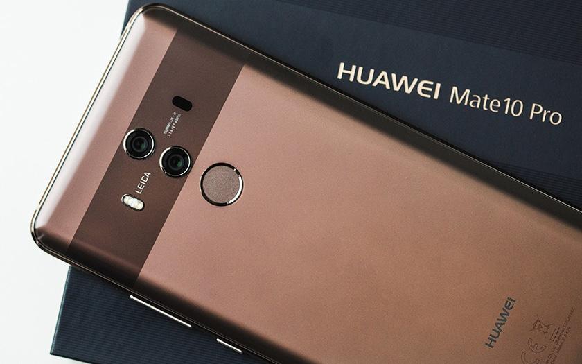huawei mate 20 pro son norme batterie 4200 mah explose. Black Bedroom Furniture Sets. Home Design Ideas