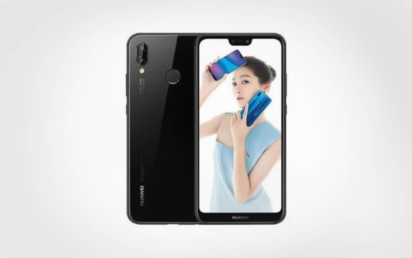 huawei p20 lite pas cher gearbest