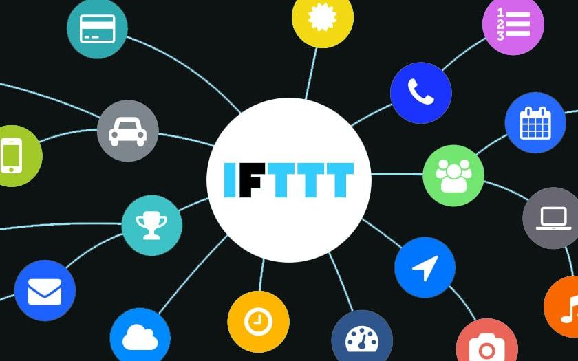 IFTTT : qu'est-ce que c'est, recettes, exemples, tout savoir sur l'application qui automatise la maison
