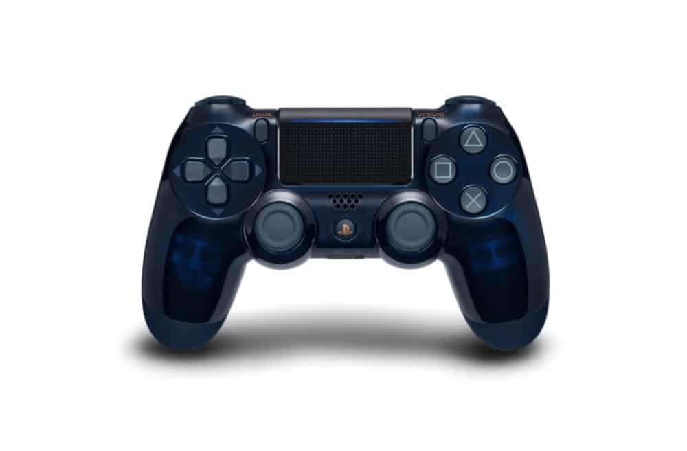 manette playstation 4 pro 500 million limited edition