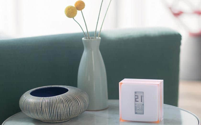 meilleurs thermostats connect s en 2018. Black Bedroom Furniture Sets. Home Design Ideas