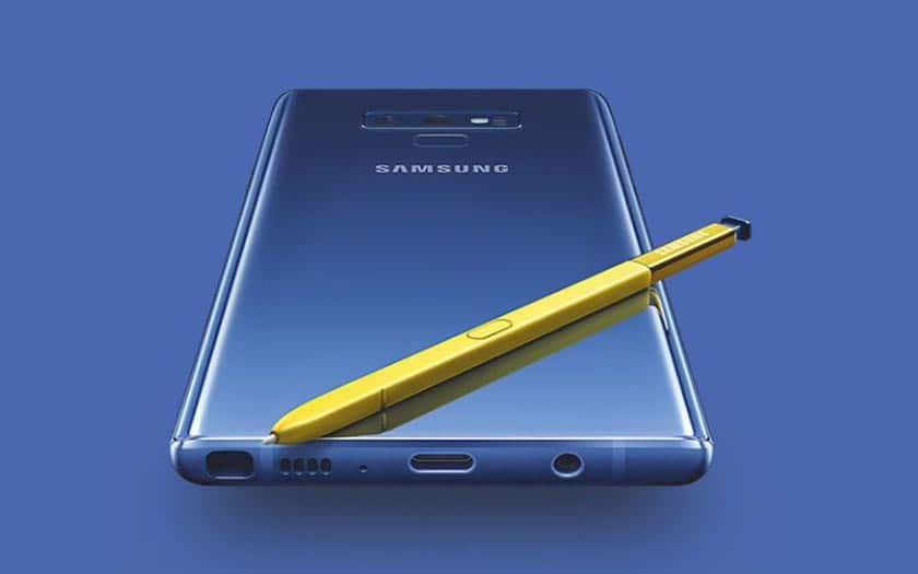 note 9 firmware