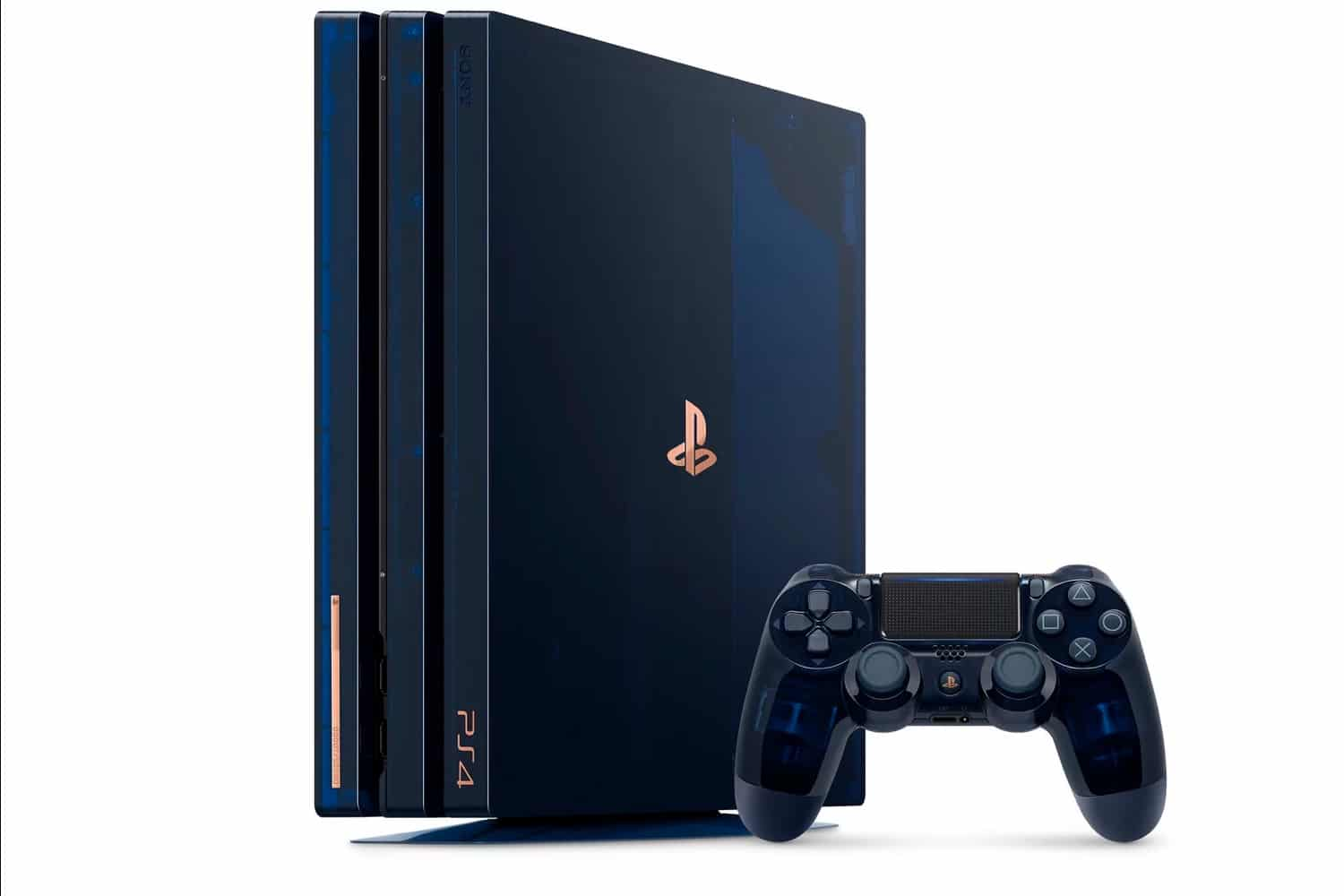 sony d voile une ps4 pro 2to en dition tr s limit e 499 euros. Black Bedroom Furniture Sets. Home Design Ideas