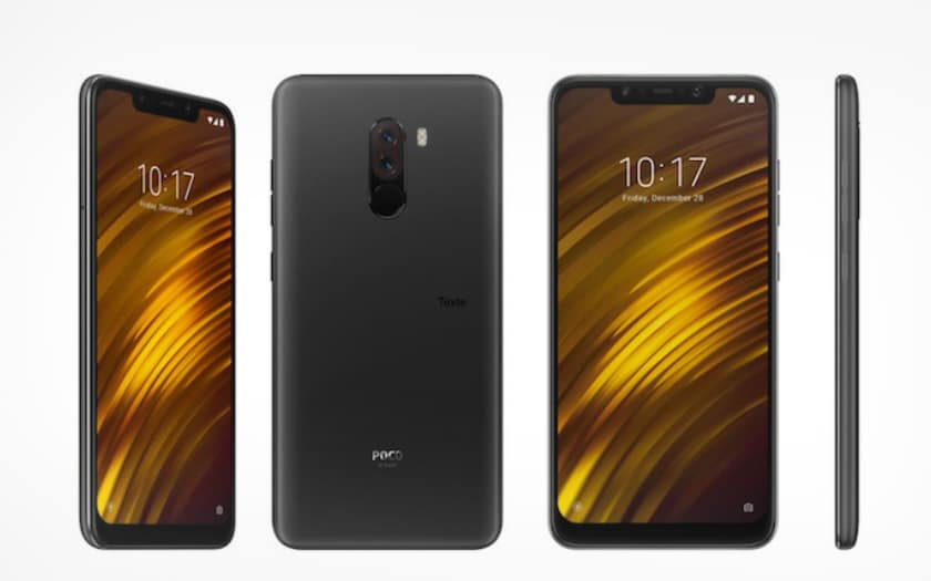 pocophone f1 (xiaomi) officiel en france : disponible dès le 30 août