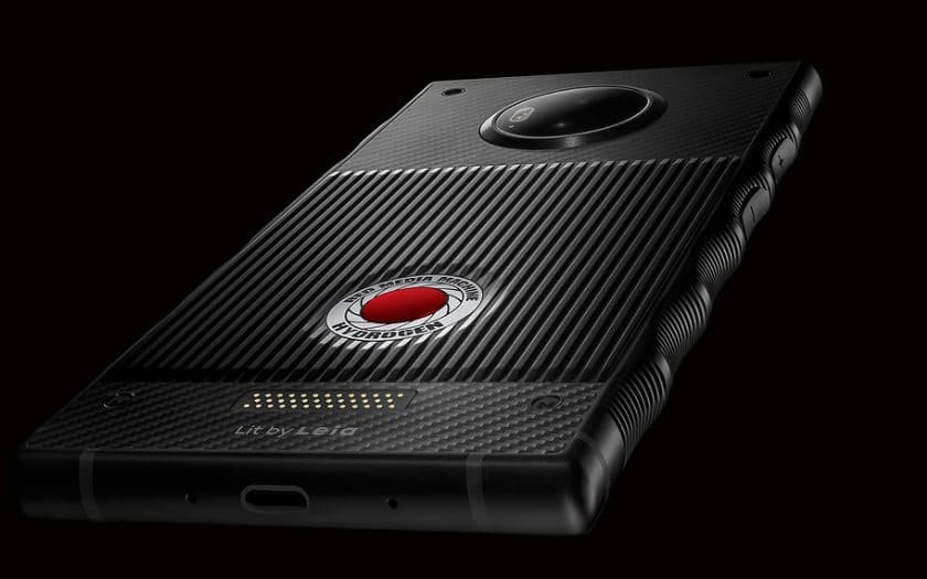 red hydrogen one photos officielles