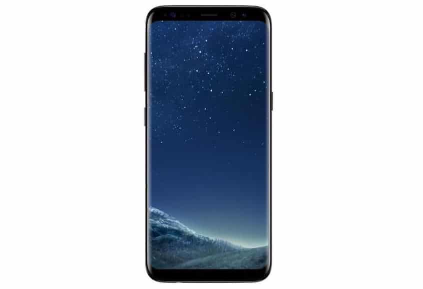 Samsung Galaxy S9 noir carbone