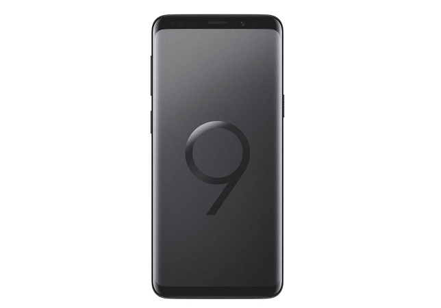 Samsung Galaxy S9 noir pas cher
