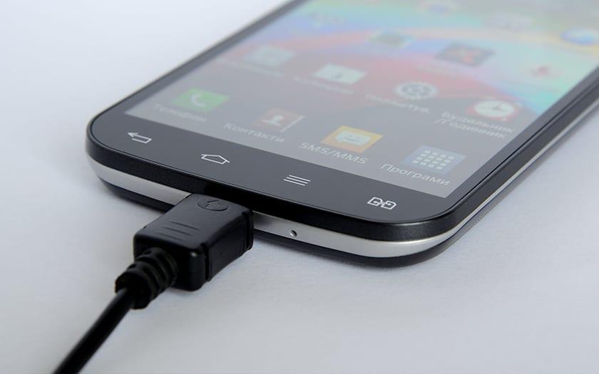 smartphone chargeur unique universel