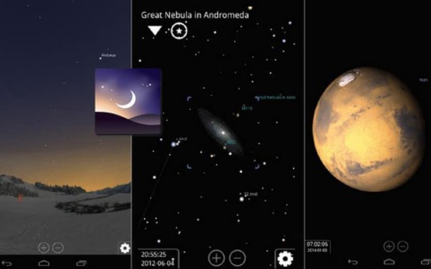 stellarium mobile planetarium