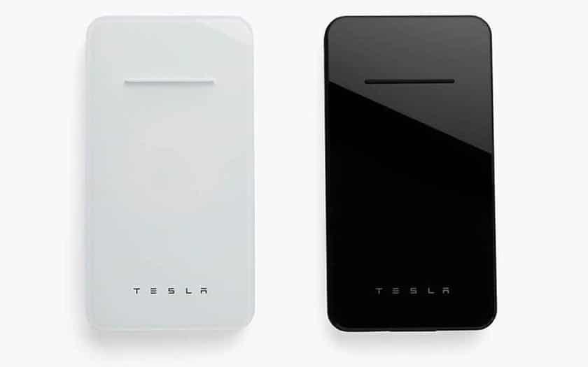tesla batterie chargeur