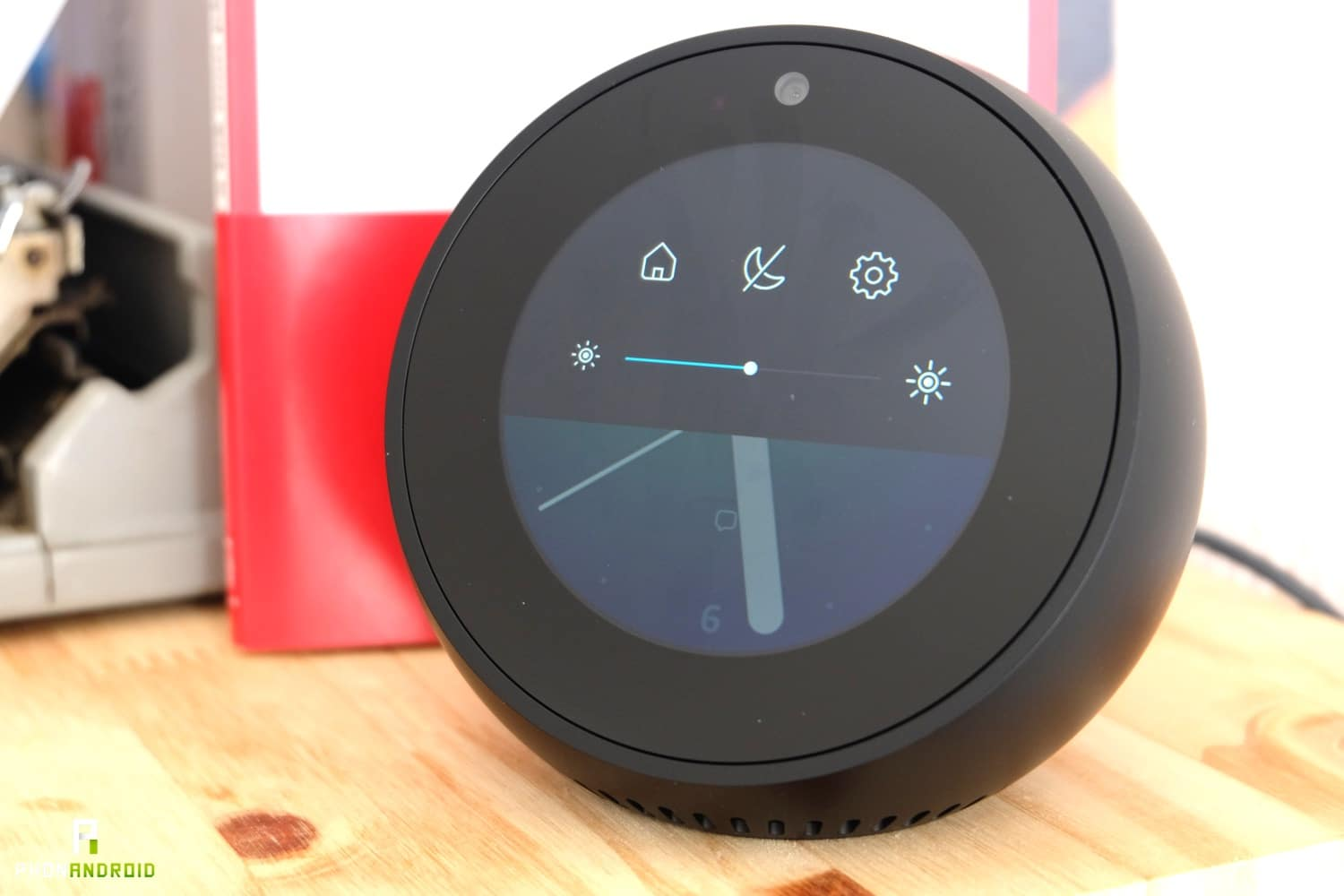 test amazon echo spot fonctionnalites