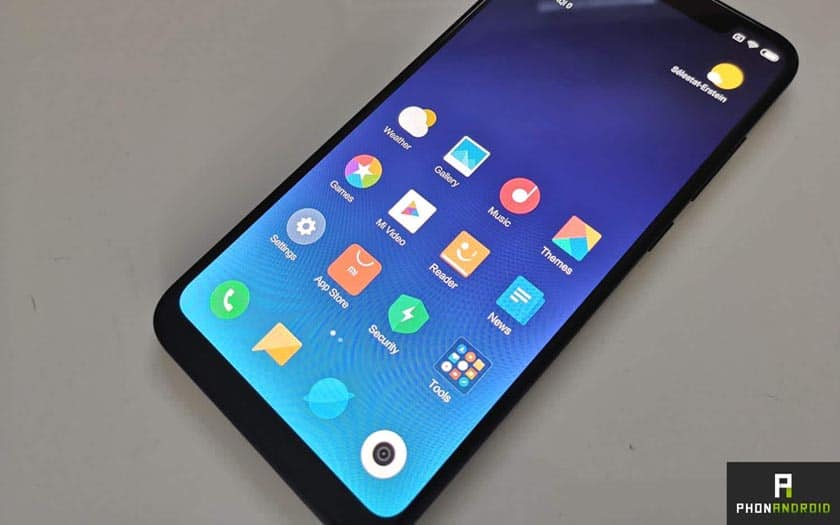 Xiaomi Mi 8 comes in France: available August 20 at a price of 499 euros