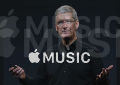 tim cook apple music pas argent