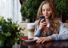 étude adolescents sms