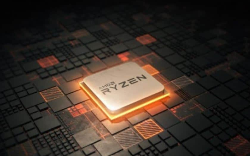 amd ryzen parts marche