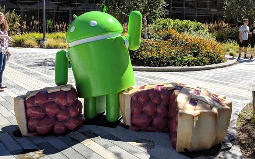 android pie 9.1