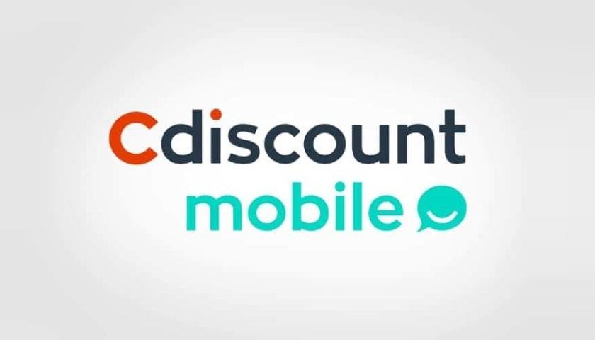 forfait cdiscount mobile 50 Go à 10 € / mois sans engagement à vie