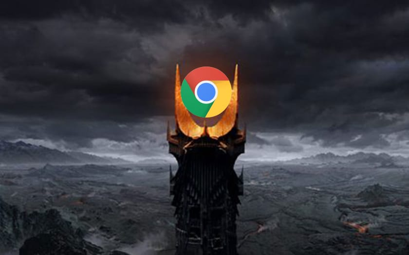 chrome sauron espion