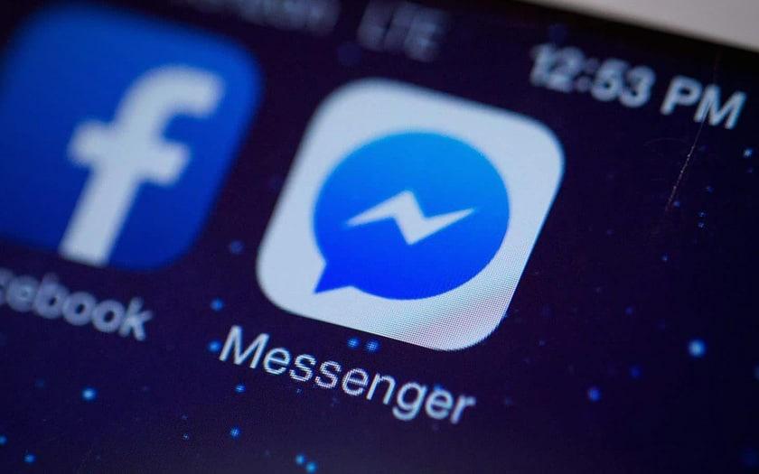 facebook messenger nouvelle interface design