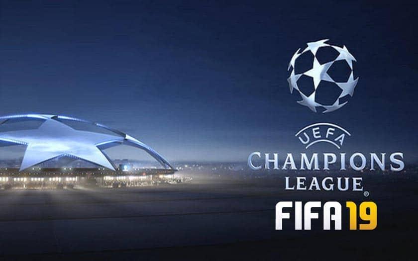 fifa 19 ligue champions